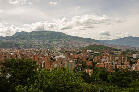The Birth of Medellin